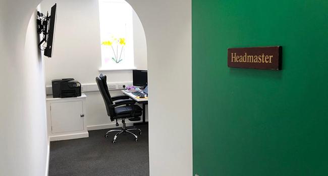 Headmasters Office